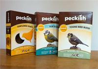Peckish packaging